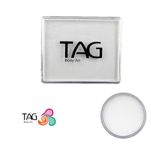 TAG Face Paint Regular - White 50gr   #16 - Jest Paint Store