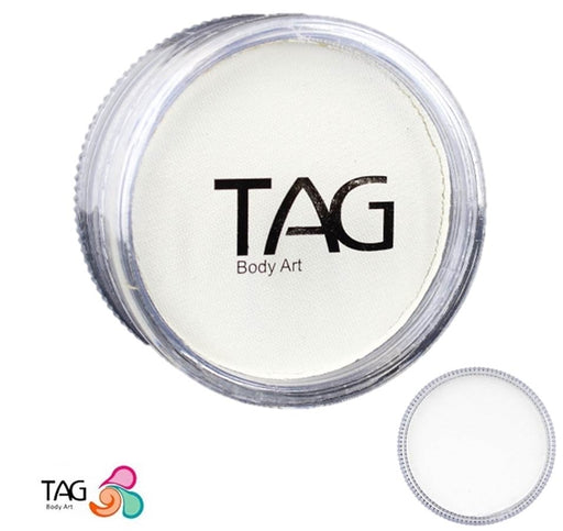 TAG Face Paint - White 90gr - Jest Paint Store