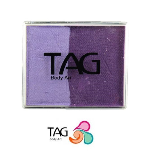 TAG Face Paint Split - Purple and Lilac 50gr   #9 - Jest Paint Store