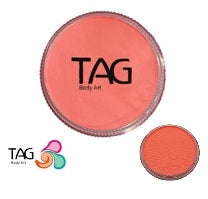 TAG Paint - Neon Coral  32gr
