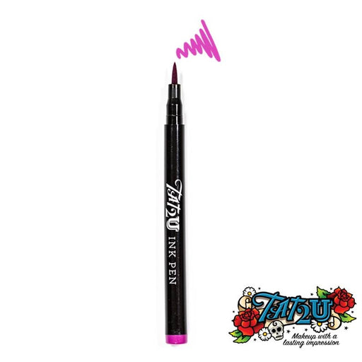 TAT2U Ink Body Art Pen - Pink (06) - Jest Paint Store