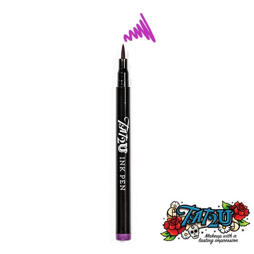 TAT2U Ink Body Art Pen - Purple (07) - Jest Paint Store
