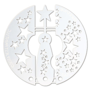TAP Face Painting Stencil Set - Stars Trilogy