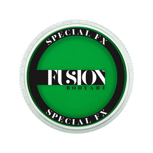 Fusion Body Art & FX - UV Neon Green 32gr - Jest Paint Store