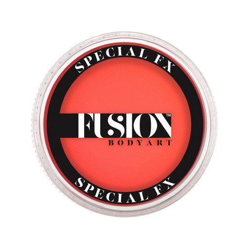 Fusion Body Art & FX - UV Neon Orange 32gr - Jest Paint Store