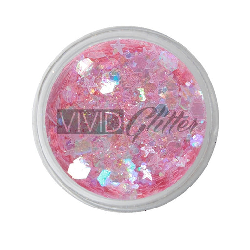 VIVID Glitter | Loose Chunky Hair and Body Glitter | Mystic Melon (7.5gr) - Jest Paint Store