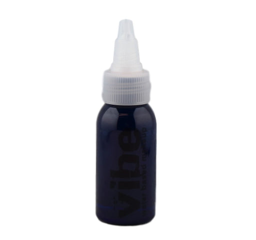 VIBE Water Based Airbrush Body Paint - Standard Dark Blue - 1oz - Jest Paint Store