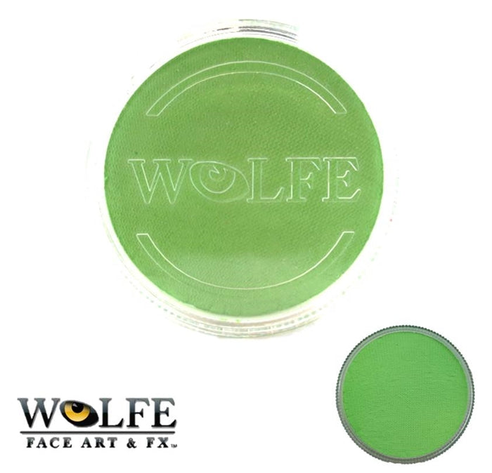 Wolfe FX Face Paint - Essential Mint Green 30gr (055) - Jest Paint Store
