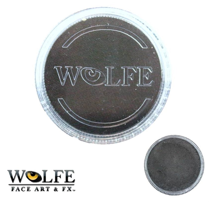 Wolfe FX Face Paint - Essential Black 30gr (010) - Jest Paint Store
