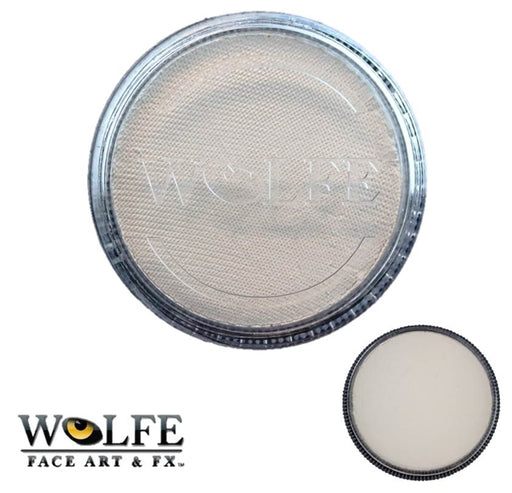 Wolfe FX Face Paint - Essential White 30gr (001) - Jest Paint Store