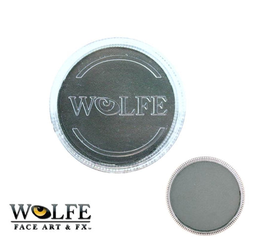 Wolfe FX Face Paint - Essential Grey 30gr (006) - Jest Paint Store