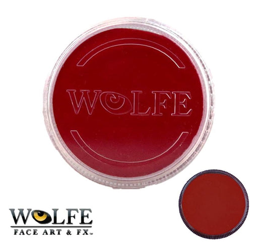 Wolfe FX Face Paint  - Essential Red 30gr (030) - Jest Paint Store