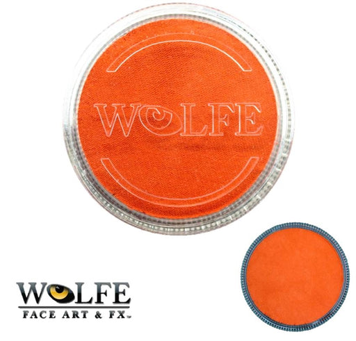 Wolfe FX Face Paint  - Essential  Orange 30gr (040) - Jest Paint Store