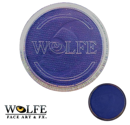 Wolfe FX Face Paint - Essential  Dark Blue 30gr (068) - Jest Paint Store