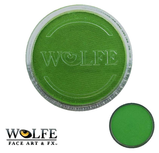 Wolfe FX Face Paint - Essential Green 30gr (060) - Jest Paint Store