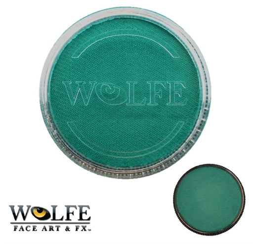 Wolfe FX Face Paint- Essential  Sea Green 30g (064) - Jest Paint Store