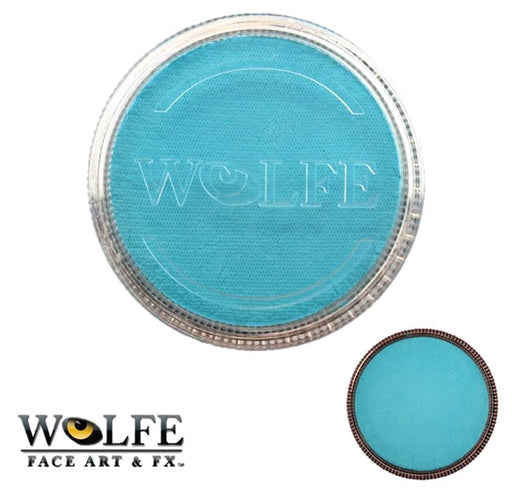 Wolfe FX Face Paint - Essential Light Blue 30gr (066) - Jest Paint Store