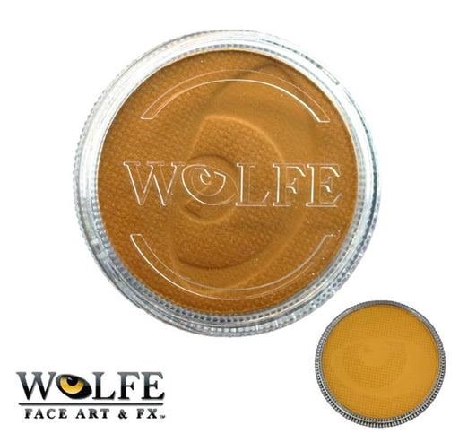 Wolfe FX Face Paint - Essential Raw Sienna 30gr (052) - Jest Paint Store