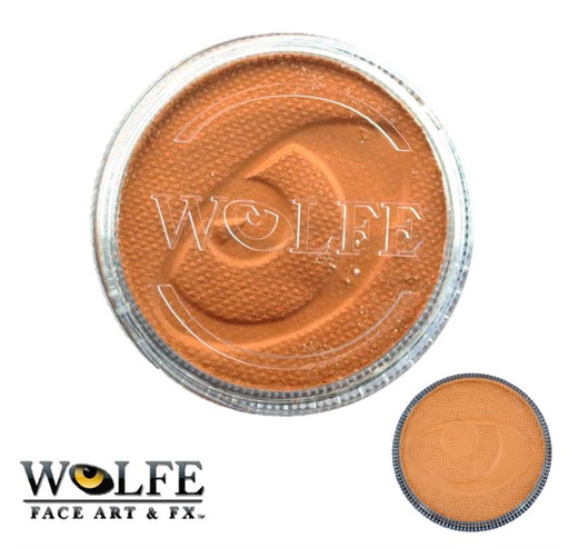 Wolfe FX Face Paint- Essential Golden Bronze 30gr (017) - Jest Paint Store