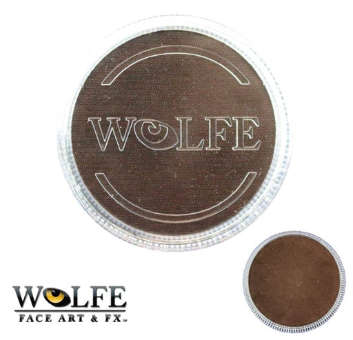 Wolfe FX Face Paint - Essential Ebony 30gr (025) - Jest Paint Store