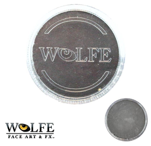 Wolfe FX Face Paint - Essential Charcoal 30gr (008) - Jest Paint Store