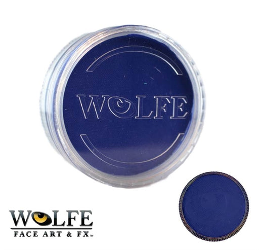 Wolfe FX Face Paint - Essential Blue 45gr (070) - Jest Paint Store