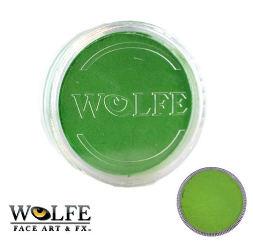 Wolfe FX Face Paint - Essential Light Green 45gr (057) - Jest Paint Store