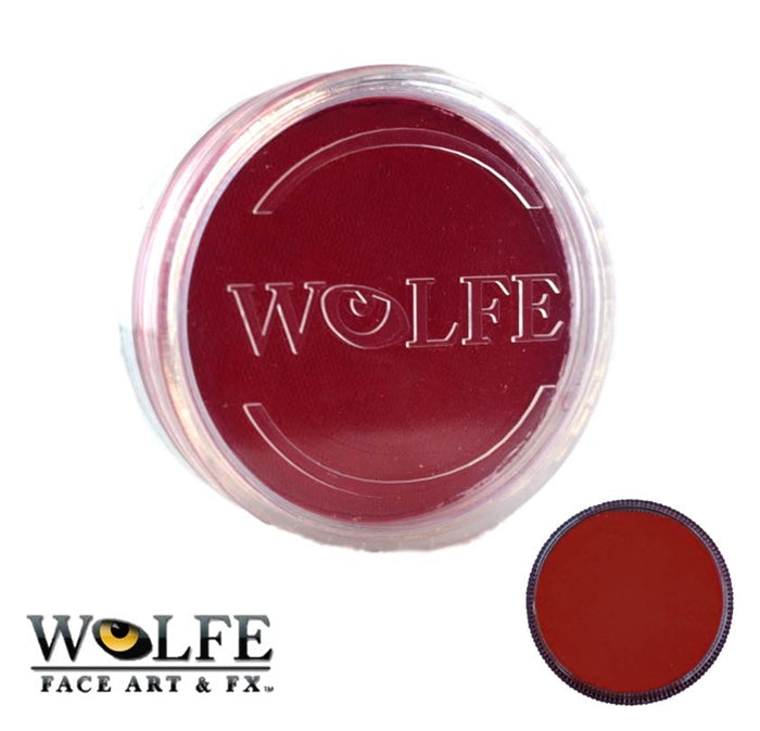 Wolfe FX Face Paint - Essential Red 45gr (030) - Jest Paint Store