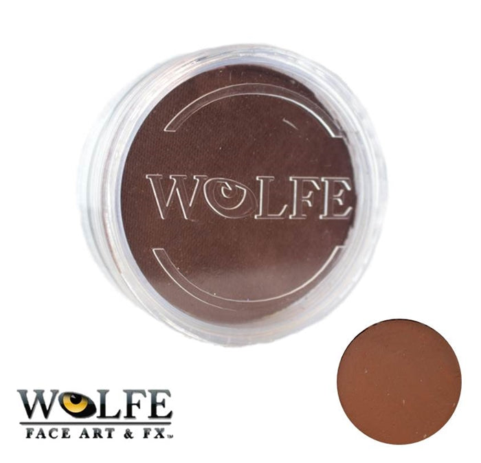 Wolfe FX Face Paint  - Essential Saddle Brown (019) 45gr - Jest Paint Store