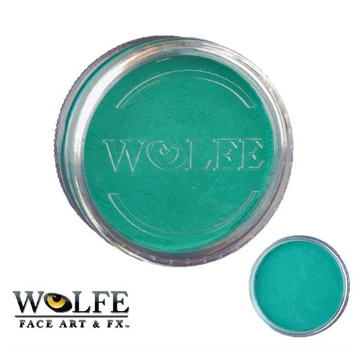 Wolfe FX Face Paint - Essential Sea Green 45gr (064) - Jest Paint Store