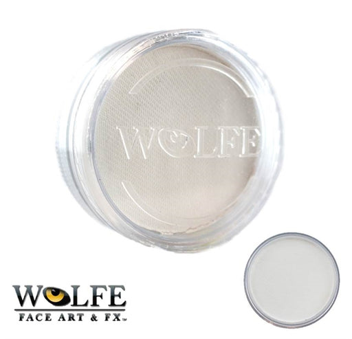 Wolfe FX Face Paint - Essential White 45gr (001) - Jest Paint Store