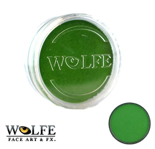 Wolfe FX Face Paint - Essential Green 45gr (060) - Jest Paint Store