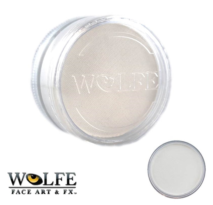 Wolfe FX Face Paint - Essential White 90gr (001) - Jest Paint Store