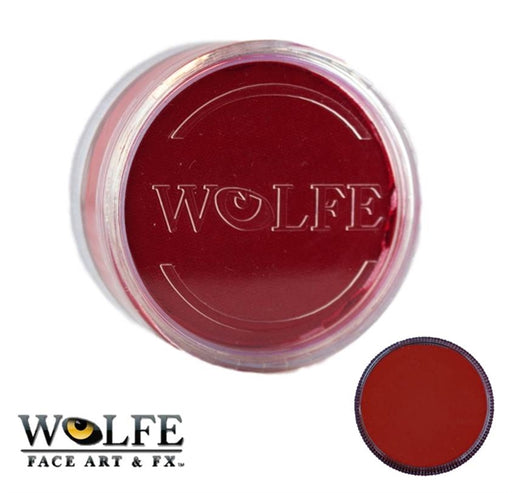 Wolfe FX Face Paint - Essential Red 90gr (030) - Jest Paint Store