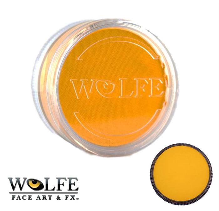 Wolfe FX Face Paint - Essential Yellow 90gr (050) - Jest Paint Store
