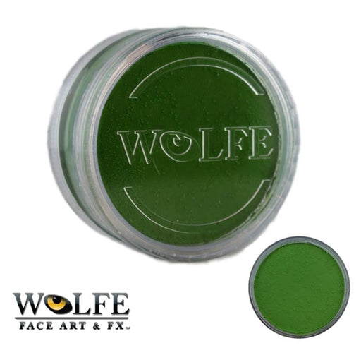 Wolfe FX Face Paint - Essential Green 90gr (060) - Jest Paint Store