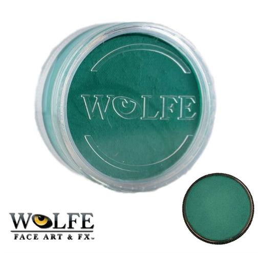 Wolfe FX Face Paint - Essential Sea Green 90gr (064) - Jest Paint Store