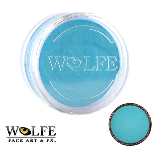 Wolfe FX Face Paint  - Essential Light Blue 90gr (066) - Jest Paint Store