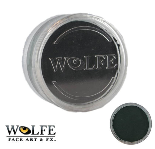 Wolfe FX Face Paint - Essential Dark Green 90gr (062) - Jest Paint Store