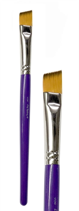 "Art Factory Studio Face Painting Brush -  5/8"" ANGLE - Jest Paint Store"