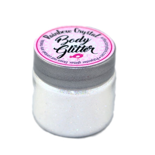 Art Factory | Rainbow Crystal Body Glitter - Fairy Dust (1oz jar) - Jest Paint Store