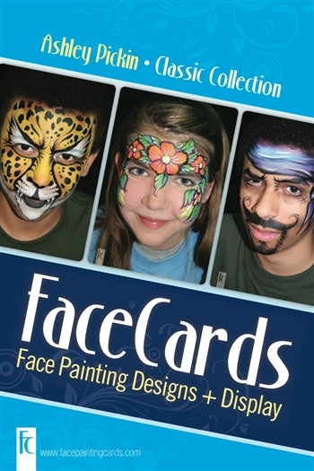FaceCards - Ashley Pickin - Classic Collection - Jest Paint Store
