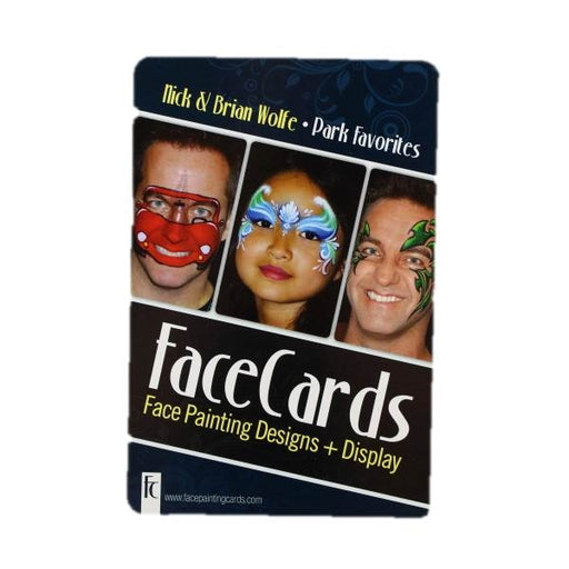 FaceCards  - Nick & Brian Wolfe - Park Favorites - Jest Paint Store