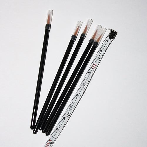Brush Set of 5 (for Colorini Free Hand Application) - Jest Paint Store