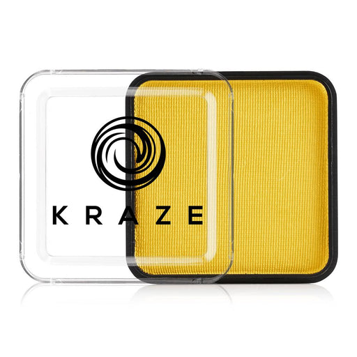Kraze FX Face and Body Paints | Yellow 25gr