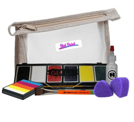 Global - Beginner's Face Painting Kit - OUT OF STOCK