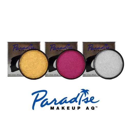 Paradise Makeup Face Paint Bundle | Choose 3 or More Brilliant 45gr Cakes and Save