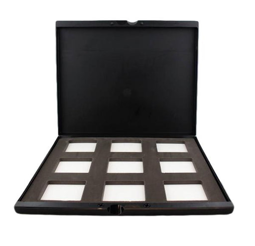 Pro Laptop Face Painting Case & Rectangular Insert (9 50gr DFX/ TAG/ Global/ Kryvaline) - Jest Paint Store