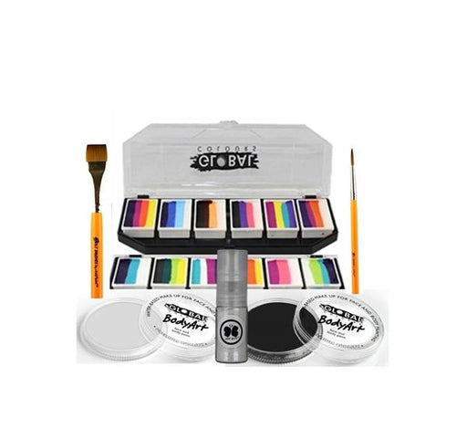 Global Colours Body Art - Fundraising Face Painting Kit - OUT OF STOCK