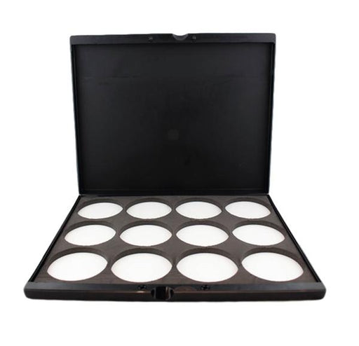Pro Laptop Face Painting Case & Round Insert (12 Global/ DFX/ TAG/ Kryvaline/ Cameleon) - Jest Paint Store